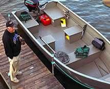 foto de barco de pesca