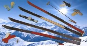 como mantener y limpiar el equipo de ski