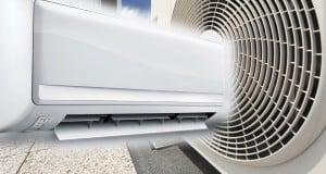 aire acondicionado energía solar