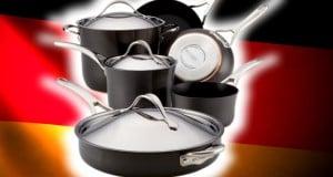 baterías de cocina alemanas