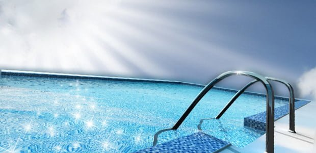 calefacción solar para piscinas