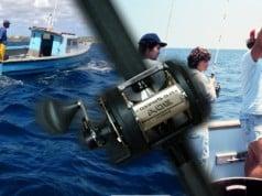 carretes de pesca eléctricos