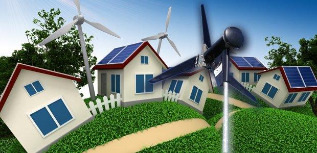 energía eólica domestica