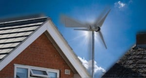 energía eólica residencial