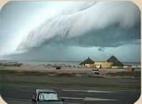 Fenomeno : tormenta de verano