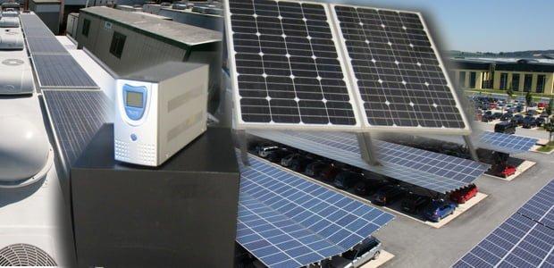 generadores solares