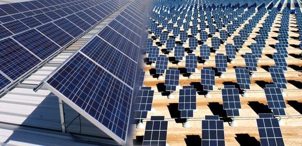 módulos solare