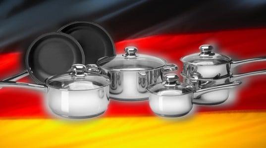 ollas alemanas