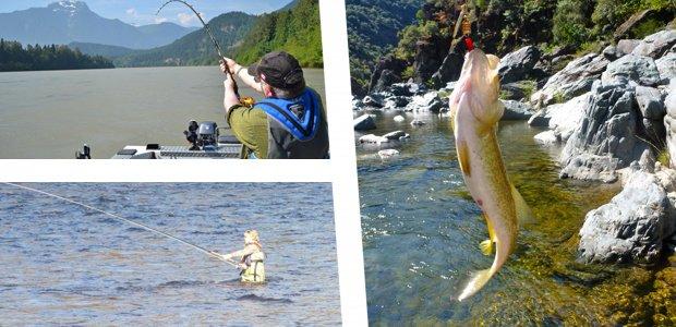 pesca de rio