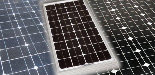 placa solar de 12 V