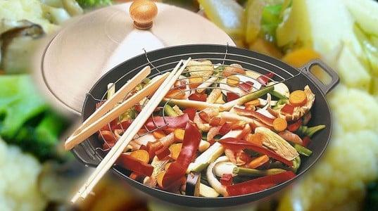 Precios del wok