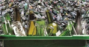 reciclaje de vidrio