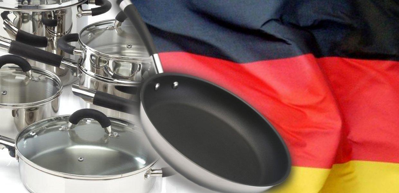 sartenes alemanas