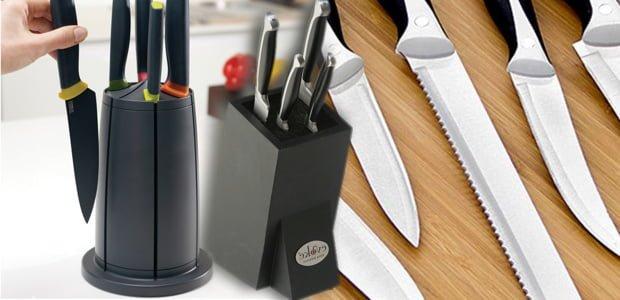 set de cuchillos para cocina