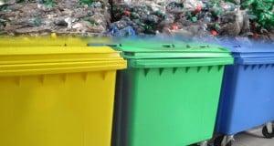 tipos de reciclajes