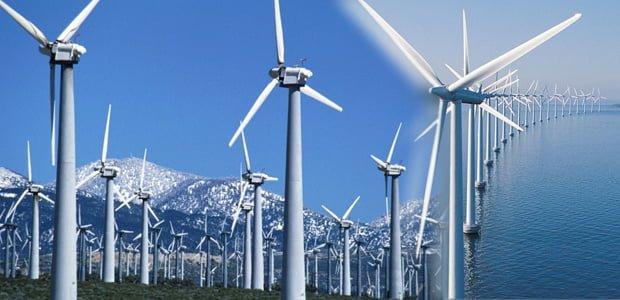 venta de energía eólica