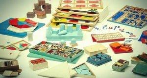 conjunto de materiales didácticos para primaria