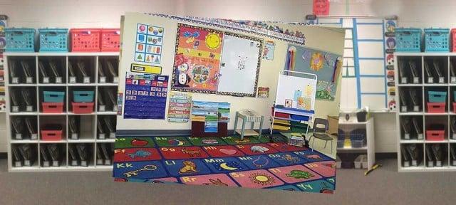 foto de materiales didácticos para docentes