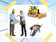 riesgos laborales en la construcción