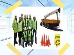 riesgos laborales en la construcción más habituales
