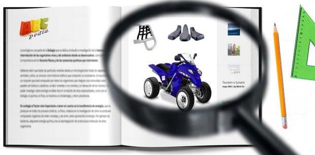 accesorios para seguridad de quads