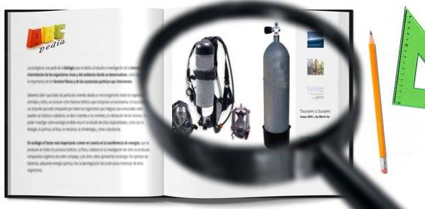 bombonas de aire para buzos según las técnicas de buceo utilizadas