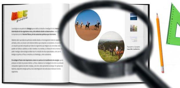 características de las rutas a caballo