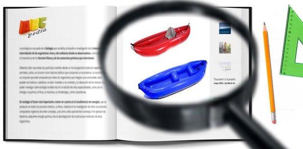 cómo se fabrican los kayaks inflables