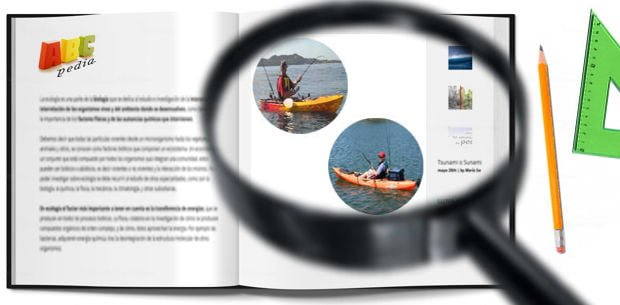 cómo son los kayaks de pesca