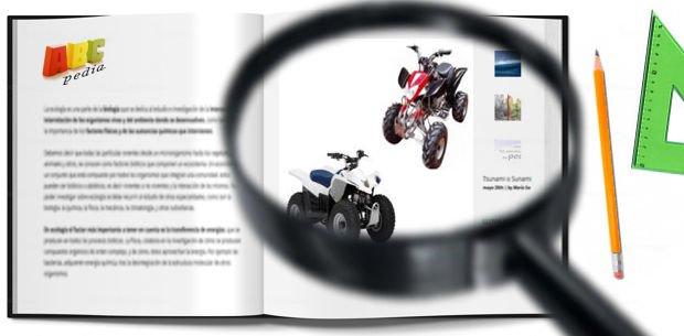 diferencias entre motos quads y quads