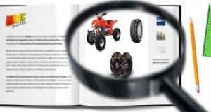 tipos de neumáticos para quads