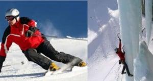 5 lugares para practicar deportes extremos en hielo