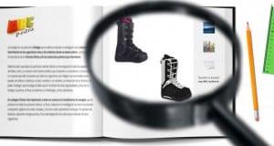 clases de botas de snowboard