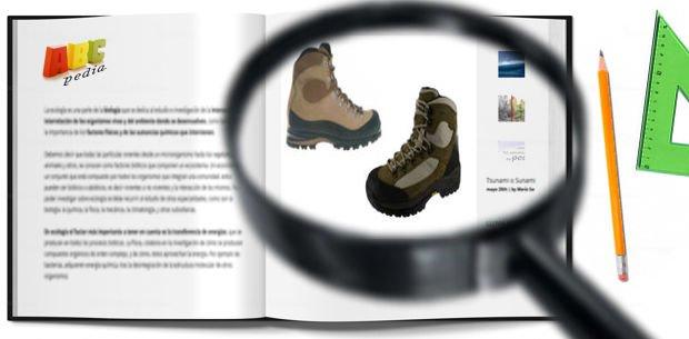 nuevas botas de trekking