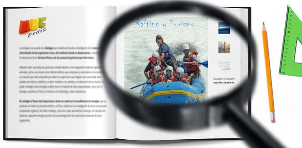 rafting y turismo