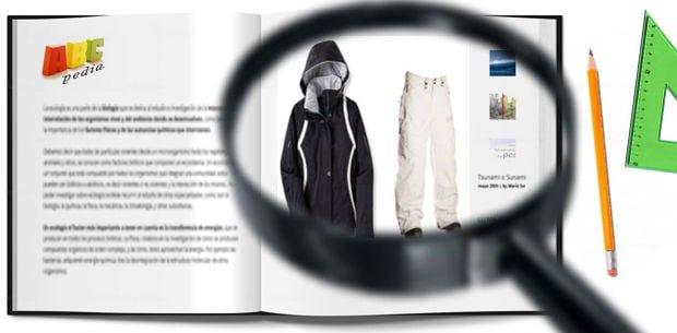 ropa de snowboard