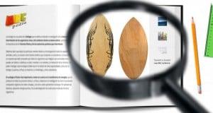 skimboard de madera