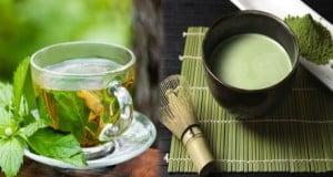 el té verde estimula el cerebro