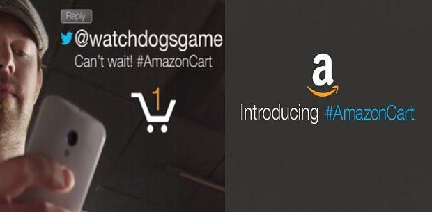 Comprar desde Twitter en Amazon ya es posible