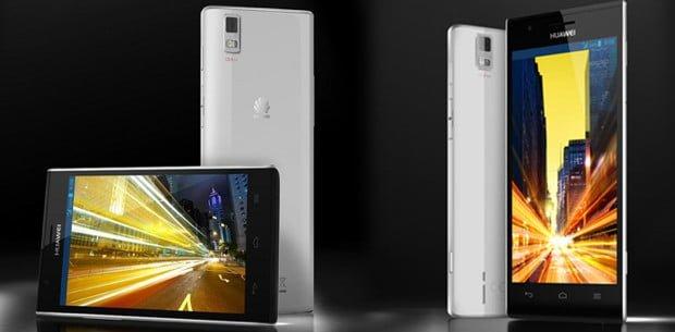 Huawei nos muestra su nuevo smartphone