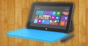 microsoft presentó su nueva tablet
