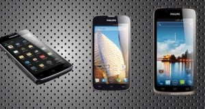 Philips y sus teléfonos Dual Sim