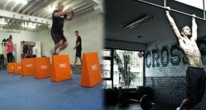 riesgos y beneficios del CrossFit
