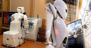 Un robot asistencial para mayores