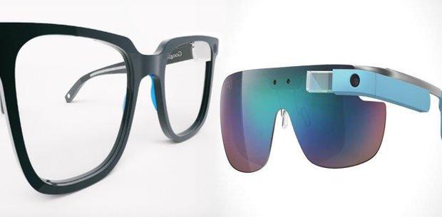 Google Glass a la moda