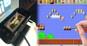 los usuarios de Wii U podrán crear niveles en el Super Mario Bros