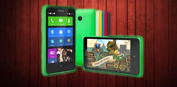 nuevo Nokia con Android