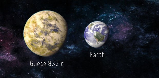 un nuevo planeta habitable