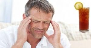 por qué nos duele la cabeza al tomar cosas frías