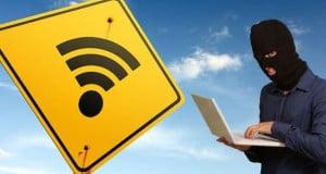 el peligro de Wi-Fi público